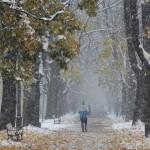 Malowniczy atak zimy | fot. Agnieszka Kantaruk / Modny Kraków